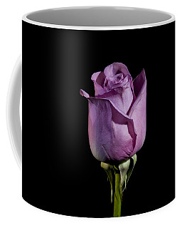 Pale Purple Rose Coffee Mug