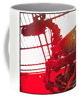 Paleo Figther Coffee Mug