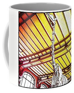 Paleo Neck Coffee Mug