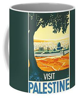 Palestine Coffee Mug