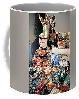 Palette Coffee Mug