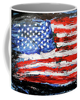 Palette Of Our Founding Principles Coffee Mug