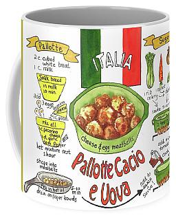 Pallotte Cacio Coffee Mug