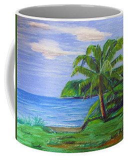 Palm By Arecibo Coffee Mug