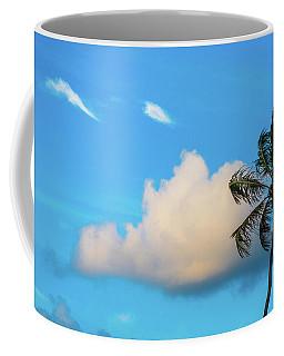 Palm Cloud Delray Beach Florida Coffee Mug