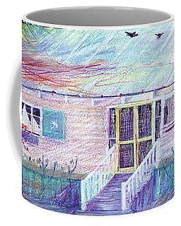 Palm Cottage Coffee Mug