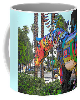 Palm Desert Coda Coffee Mug