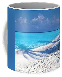 Palm Escape -  Part 3 Of 3 Coffee Mug