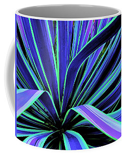 Palm Fronds Coffee Mug