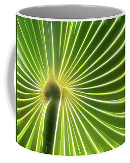 Palm Glow Coffee Mug