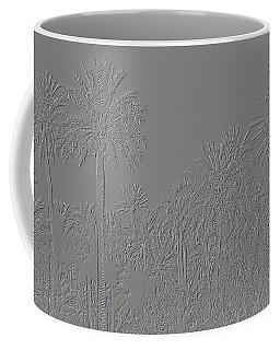 Palm Grove Coffee Mug by Tetyana Kokhanets