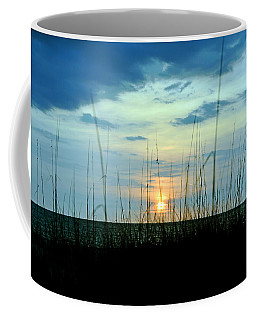 Palm Island Coffee Mug