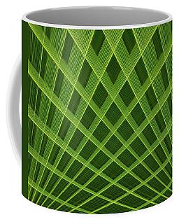 Palm Leaf Composite Coffee Mug