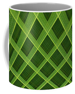 Palm Leaf Composite Coffee Mug