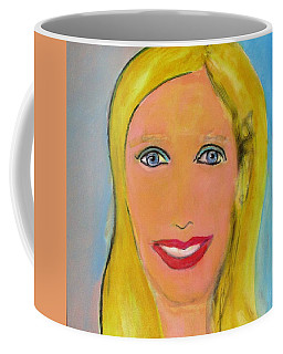 Palm Springs Doll Coffee Mug