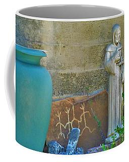 Palm Springs Garden Coffee Mug