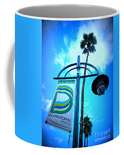 Palm Springs North Coffee Mug
