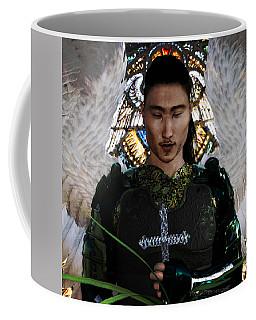 Palm Sunday Coffee Mug by Suzanne Silvir