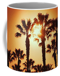 Palm Tree Dreams Coffee Mug