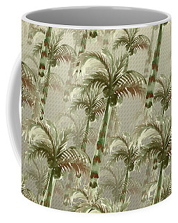 Palm Tree Grove Coffee Mug