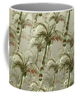 Palm Tree Grove Coffee Mug
