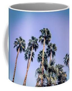 Palm Trees Palm Springs Summer Coffee Mug