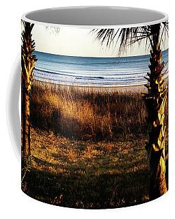 Palm Triangle Coffee Mug