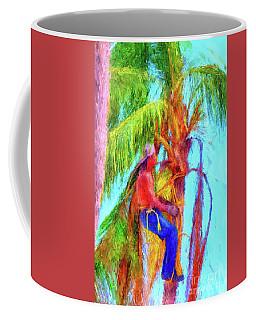 Palm Trimmer Coffee Mug