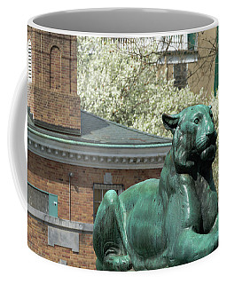Palmer Square Princeton Coffee Mug by Steven Richman