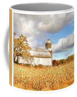 Coffee Mug featuring the photograph Palmer's Paradise by Trey Foerster