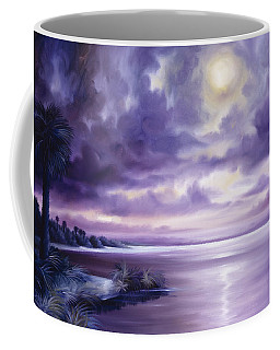 Palmetto Moonscape Coffee Mug by James Christopher Hill