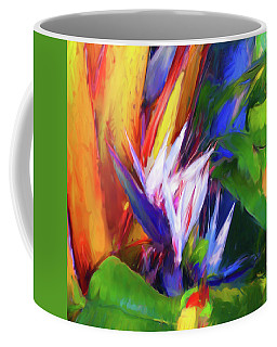 Palms 02 Coffee Mug
