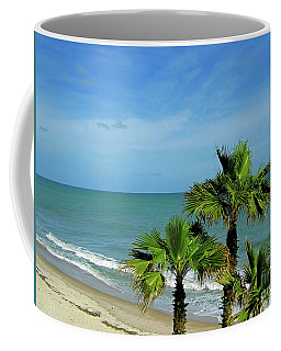 Palms At Vero Beach Coffee Mug