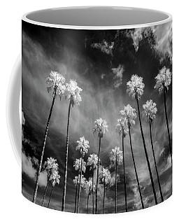 Palms Coffee Mug by Sean Foster