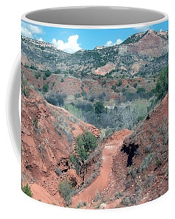 Palo Duro Canyon Coffee Mug