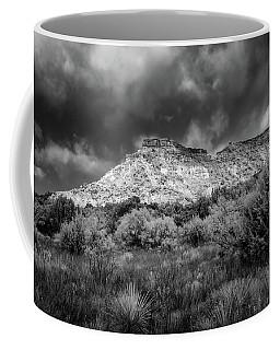 Palo Duro Terrain Coffee Mug by James Barber