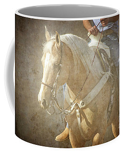 Palomino Cow Horse Coffee Mug
