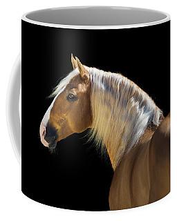 Palomino Coffee Mug by Ekaterina Druz