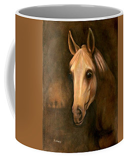 Palomino Pony  Coffee Mug