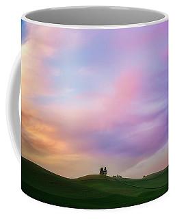 Palouse Cirrus Rainbow Coffee Mug