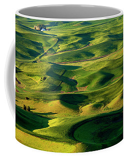 Palouse Contours Coffee Mug