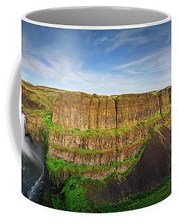Palouse Falls Canyon Coffee Mug