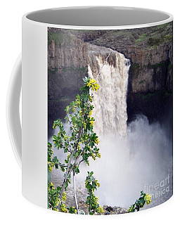 Coffee Mug featuring the photograph Palouse Falls by Charles Robinson