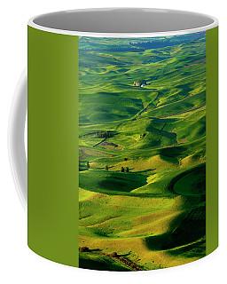 Palouse Morning Coffee Mug