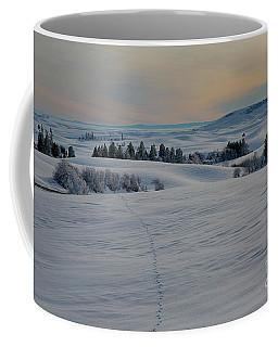 Palouse Tracks Coffee Mug