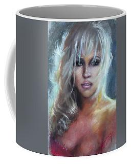 Pamela Anderson Coffee Mug