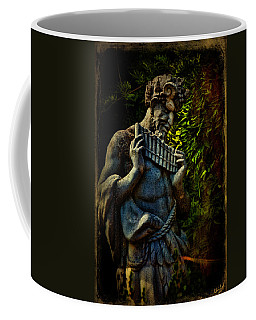 Coffee Mug featuring the photograph Pan  by Chris Lord