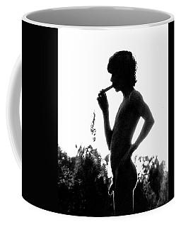 Pan In The Brush Coffee Mug