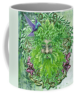 Pan The Protector Coffee Mug
