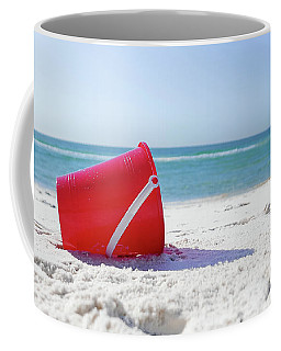 Panama Beach Florida Sandy Beach Coffee Mug